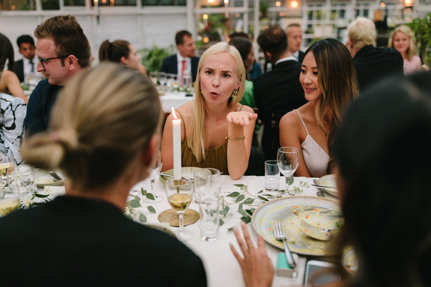 rosendals trädgård international wedding