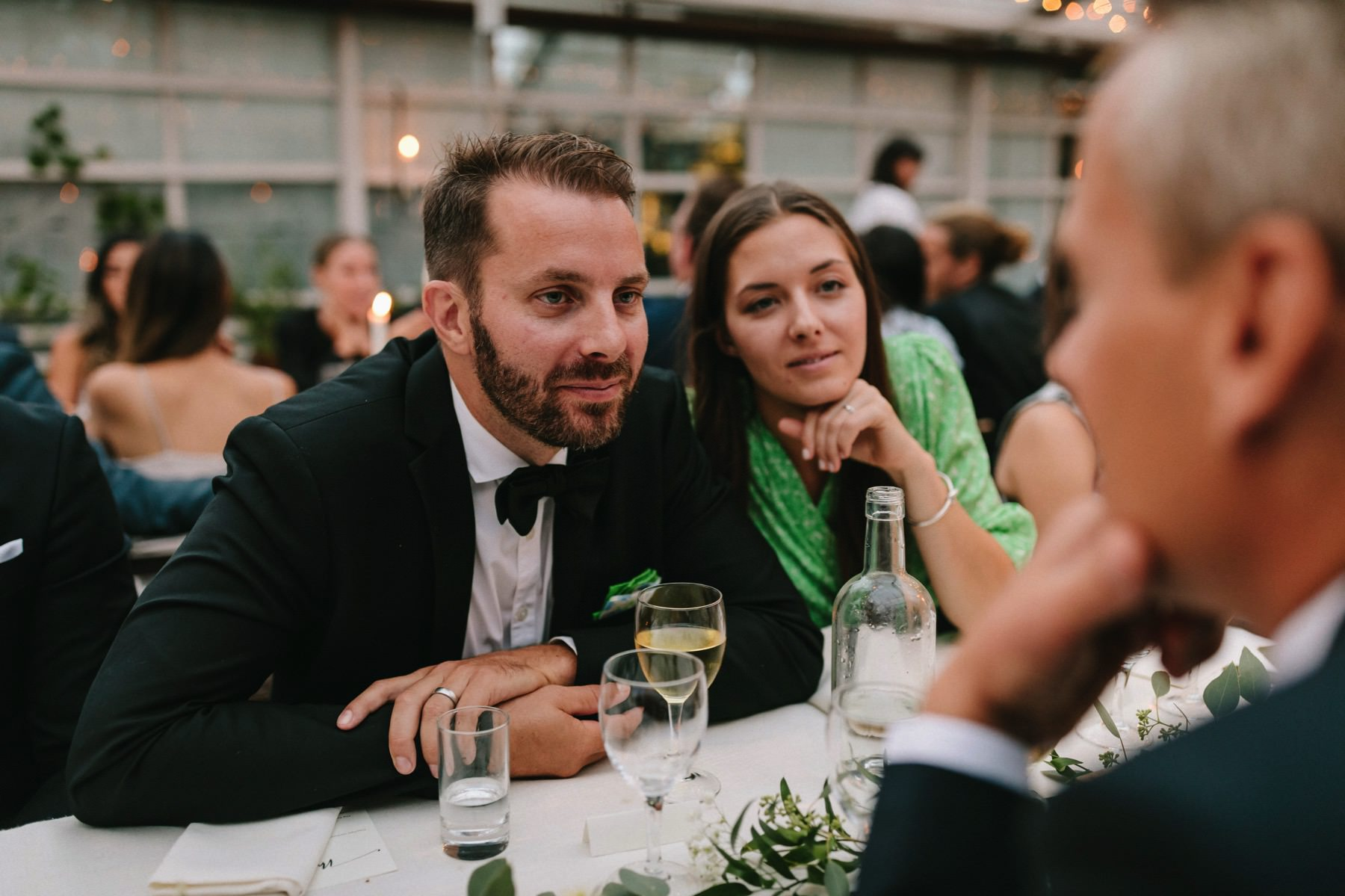 bröllopsfest rosendals trädgård