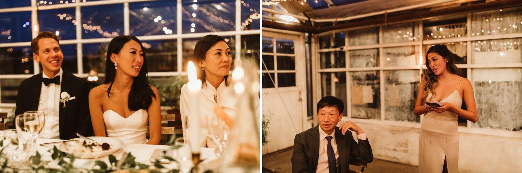 Chinese Canadian Swedish wedding
