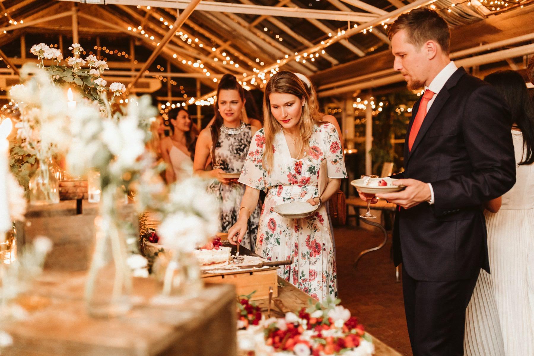 rosendals trädgård party