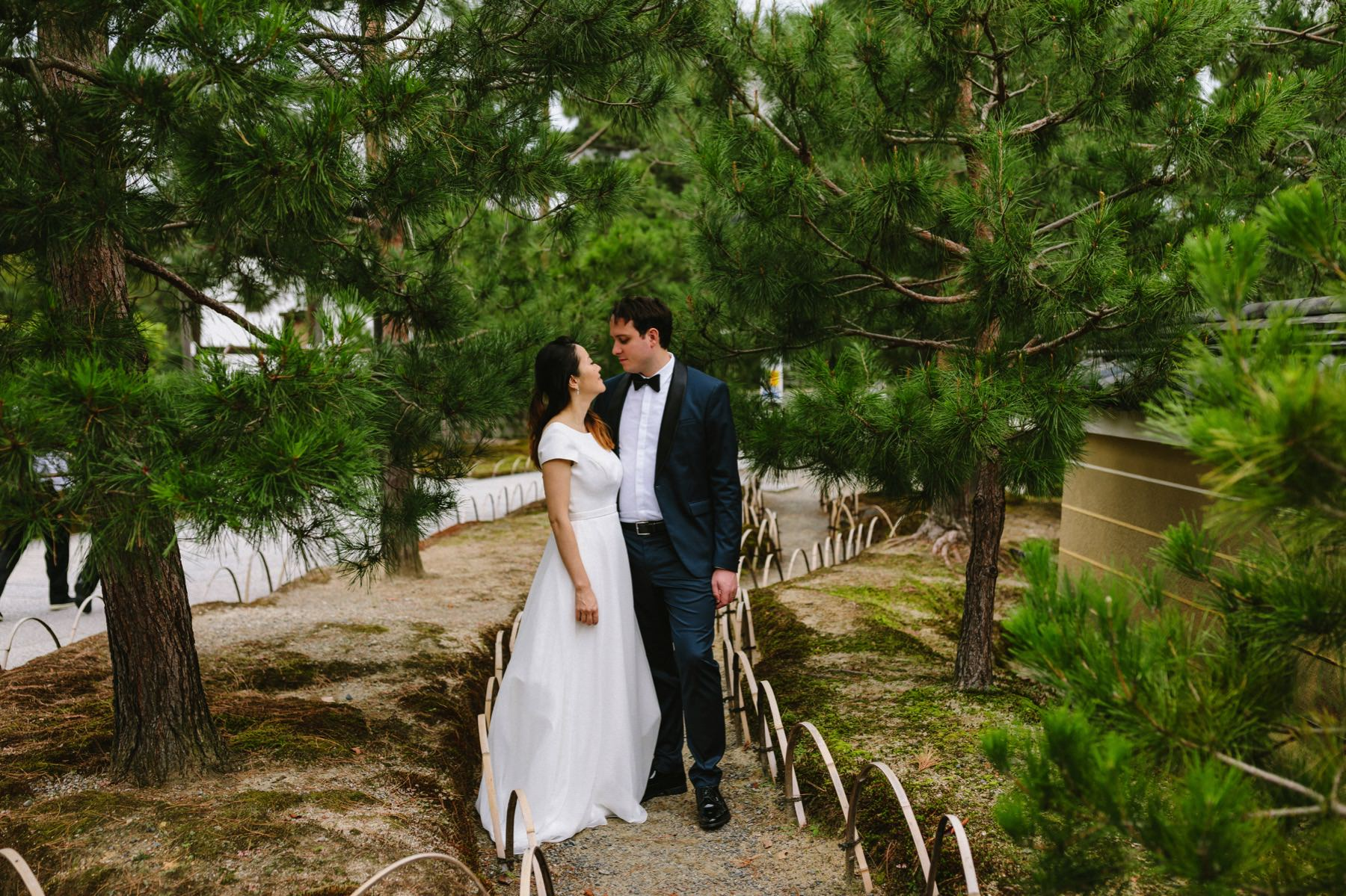 best Kyoto wedding photographer Gion