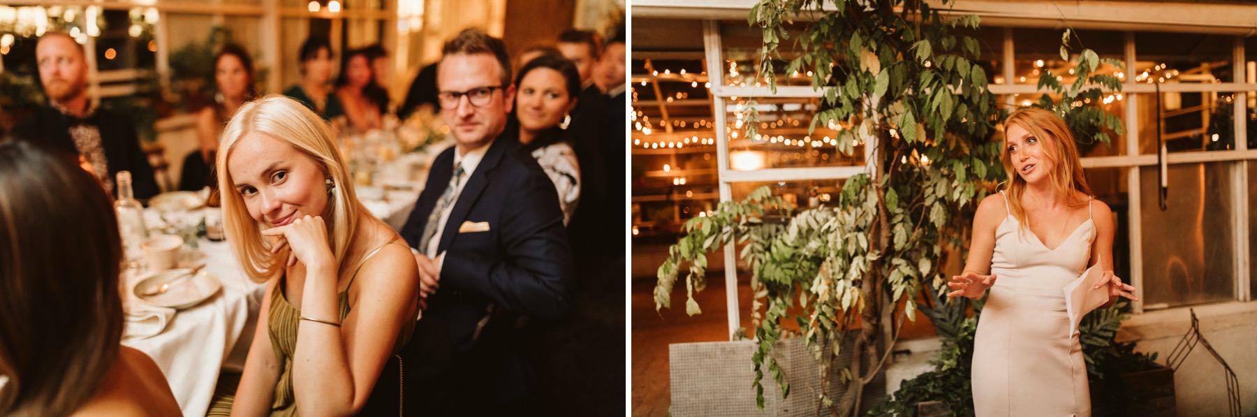 Swedish wedding speech
