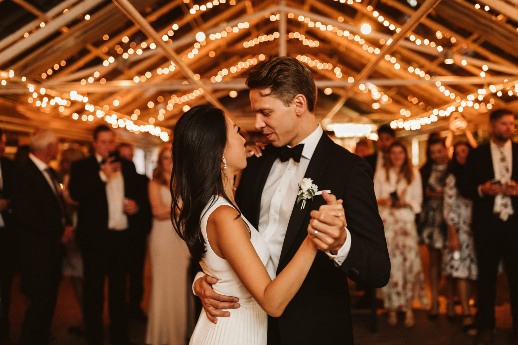first dance in a glasshouse