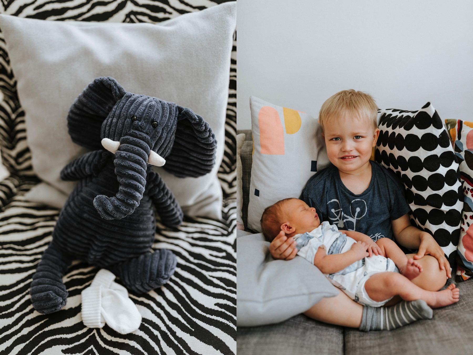 Hyvä vauvakuvaaja Espossa