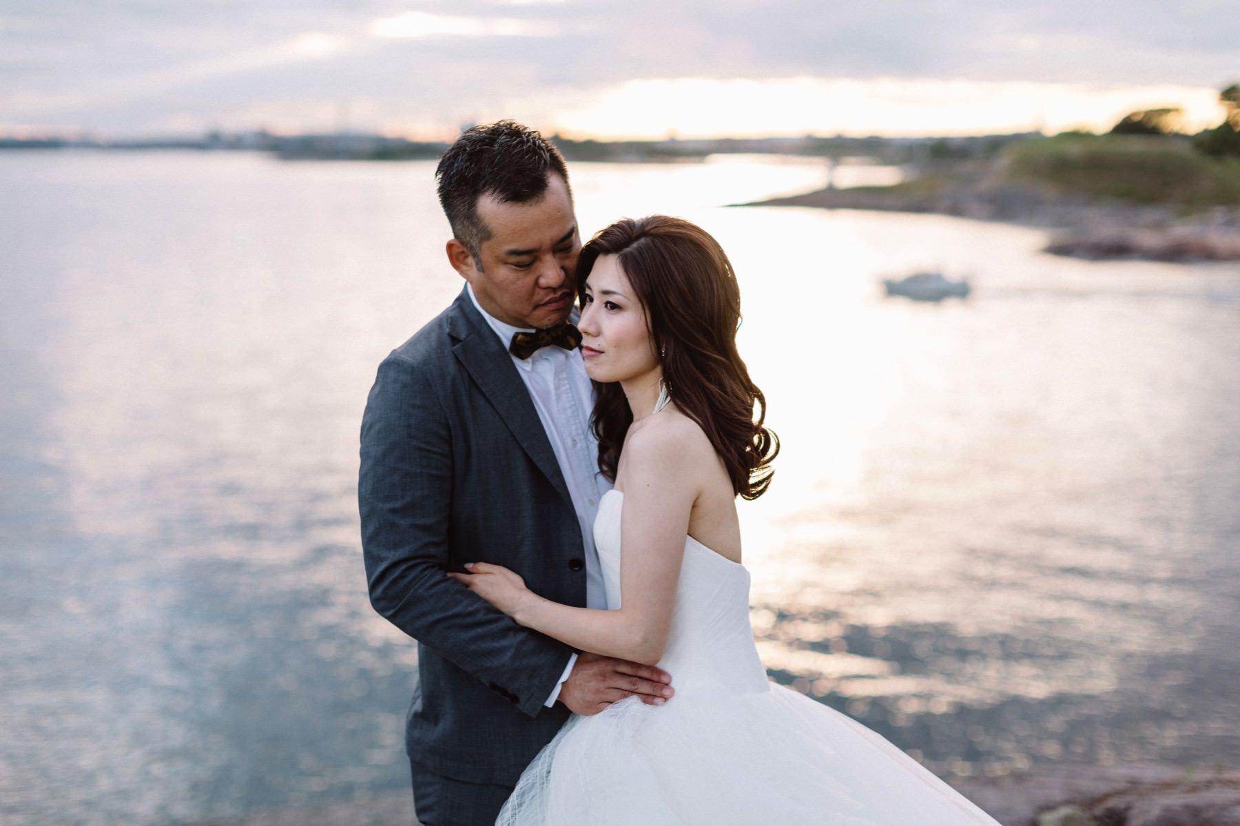 honeymoon in Helsinki