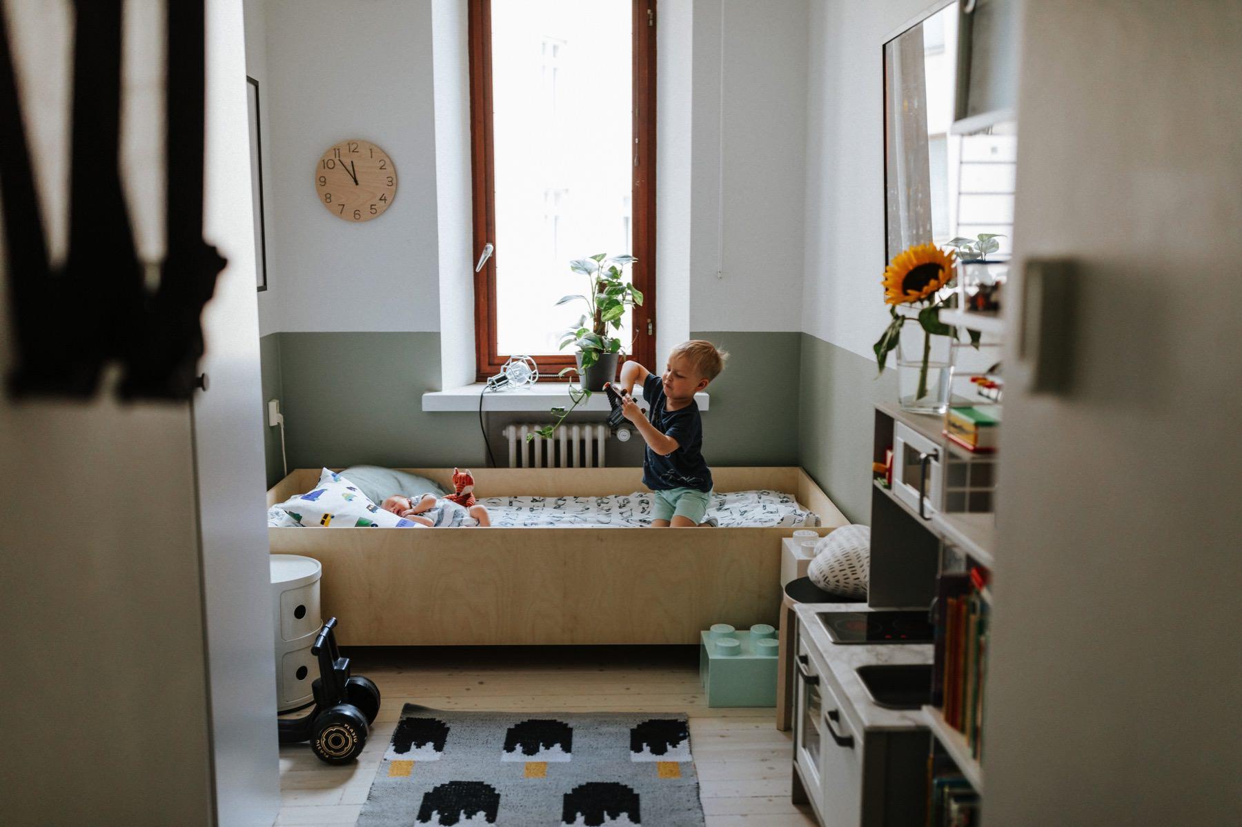 lapsikuvaaja Helsingissä