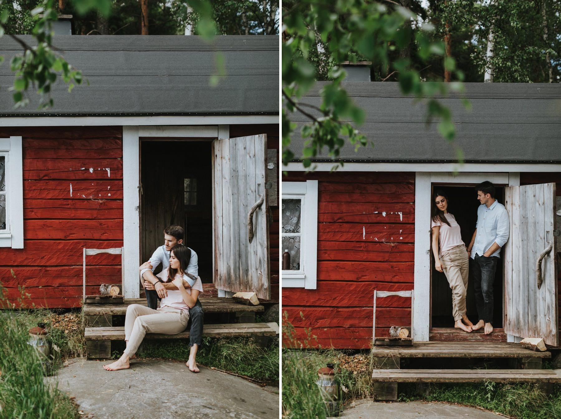 pre-wedding in Finland