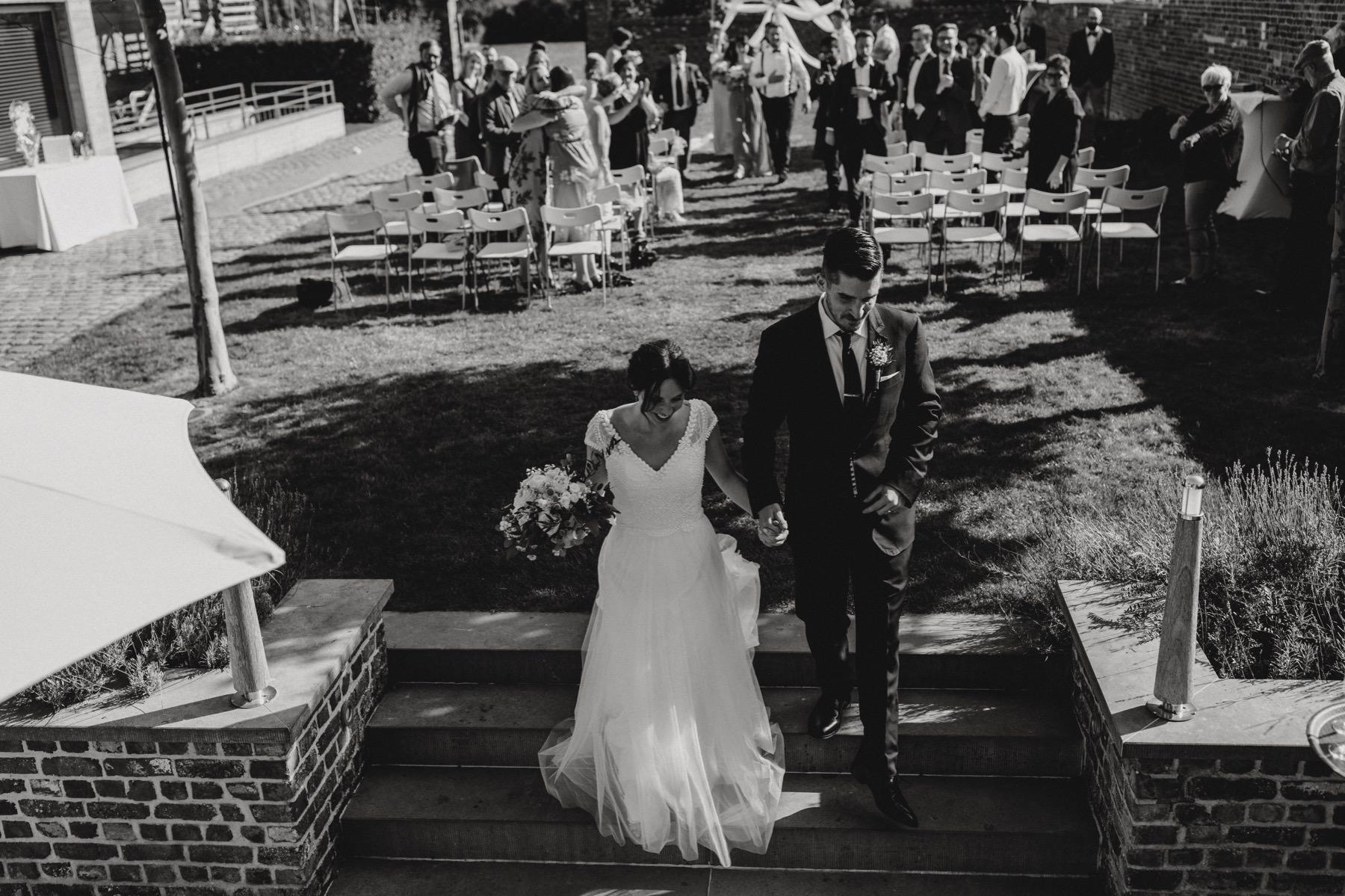 wedding in Belgiu