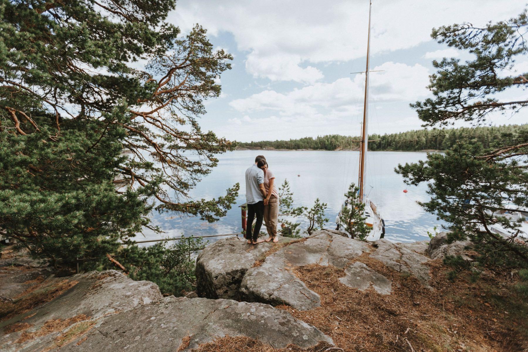 archipelago sea photo session