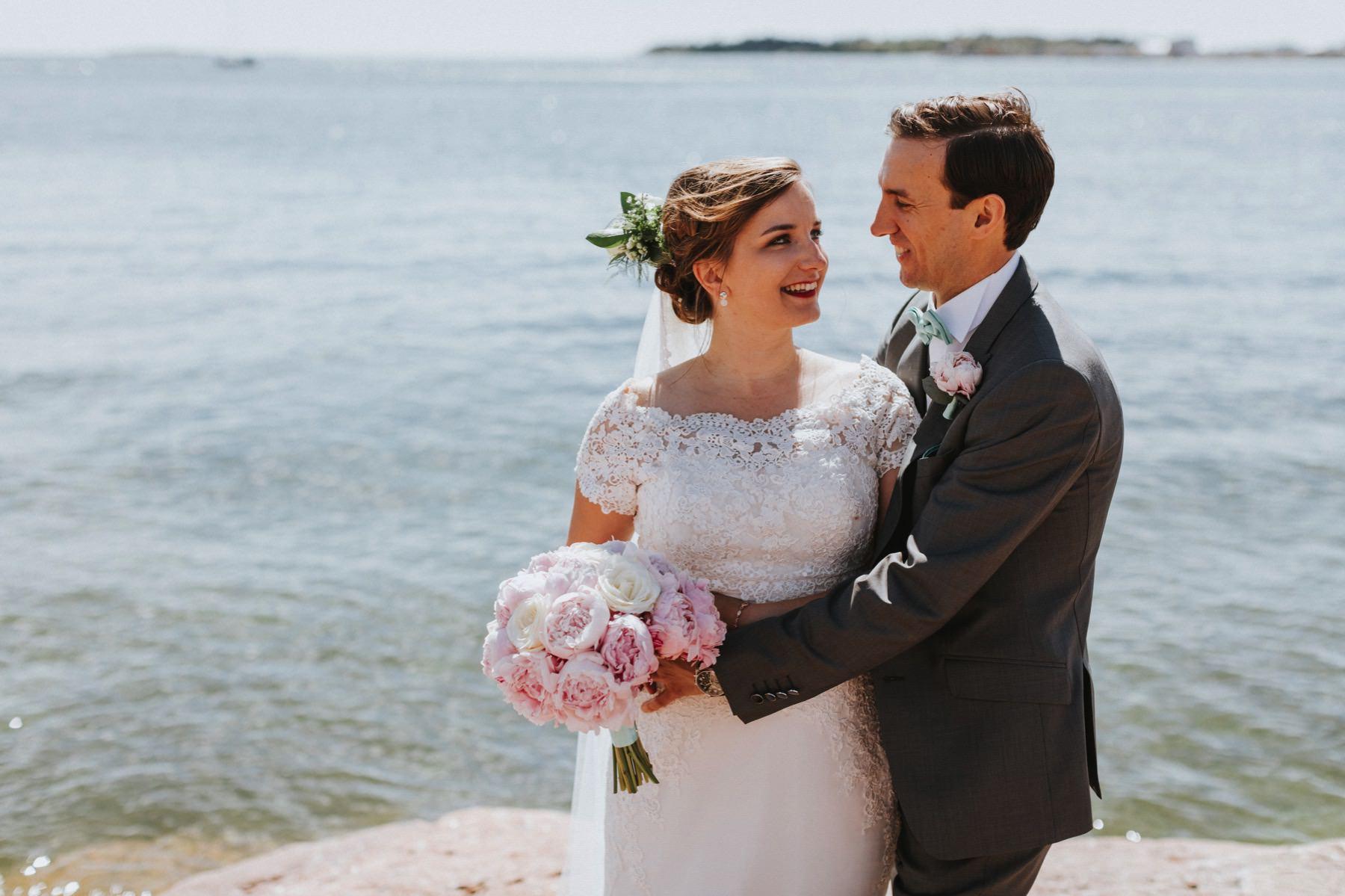 wedding in Helsinki