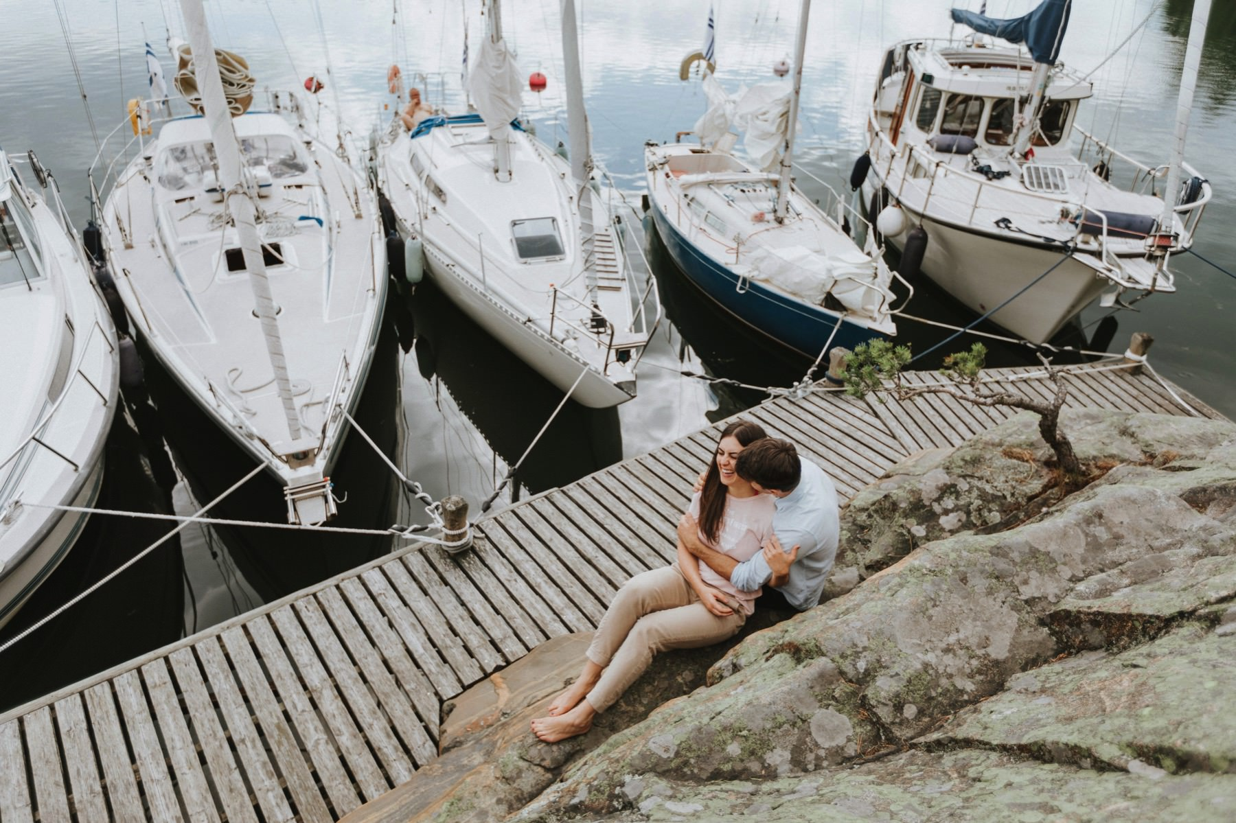 sailing in Scandinavia