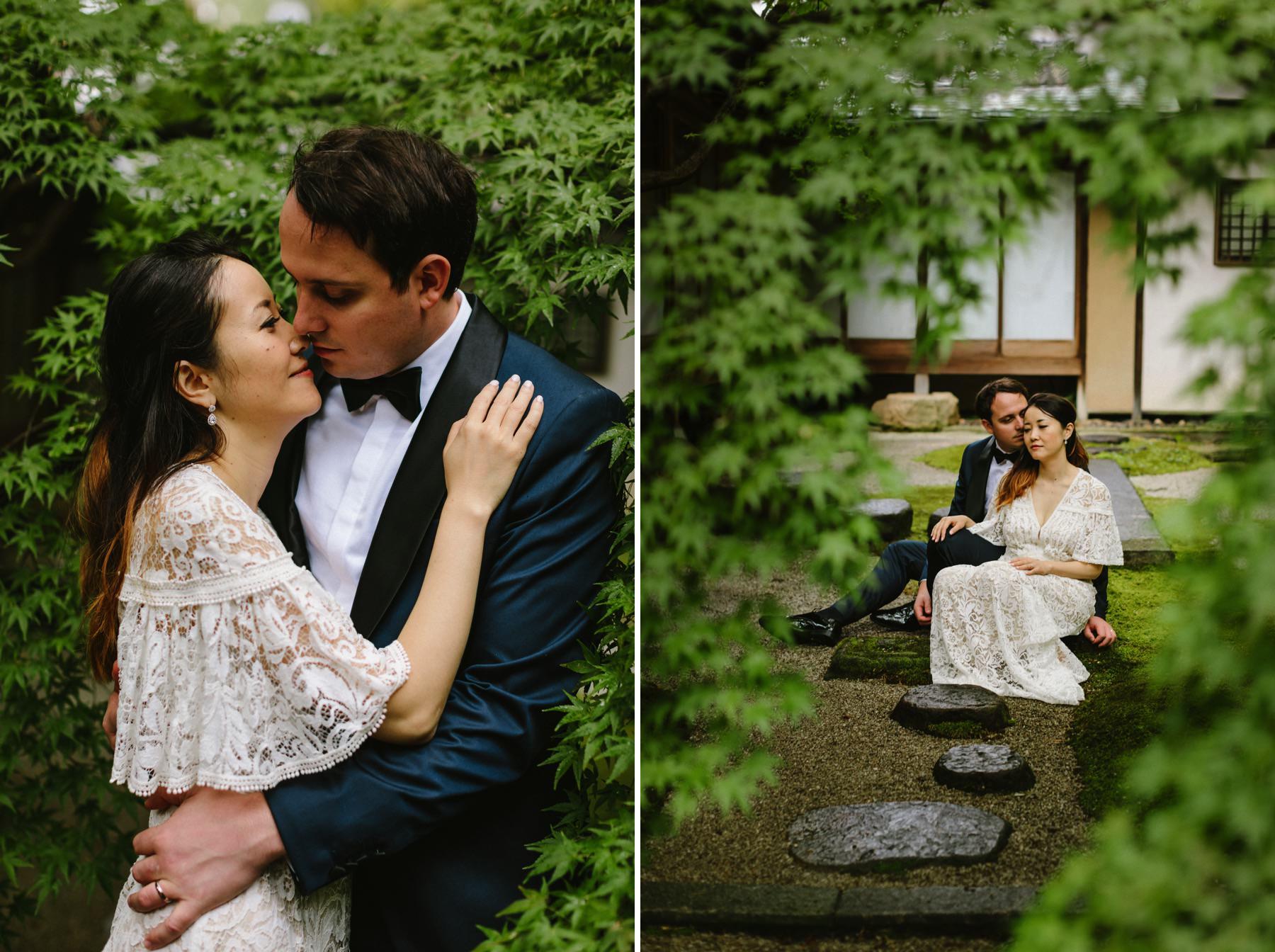 Wedding Photography Shozan Resort