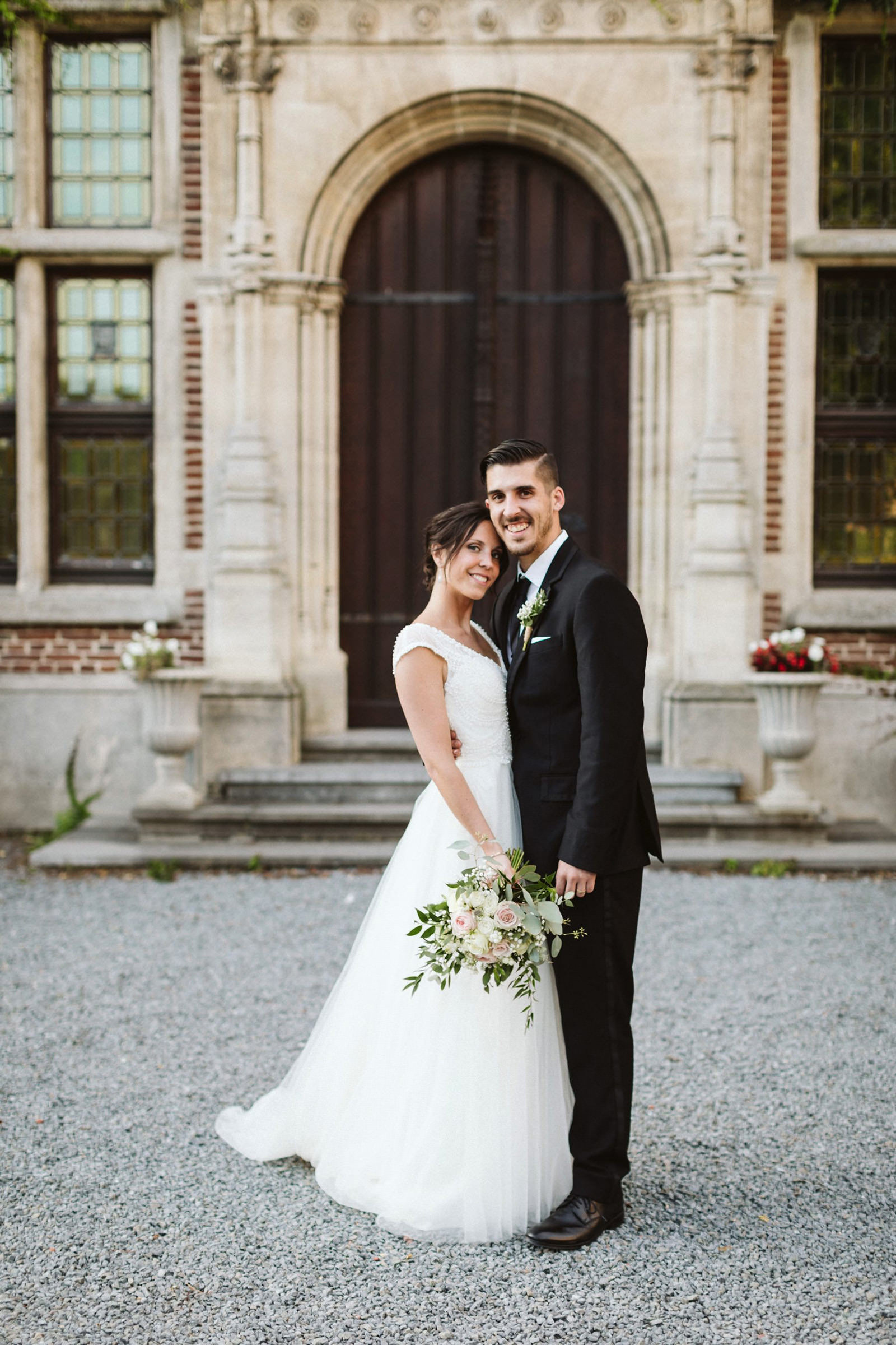 Gaasbeek Castle wedding