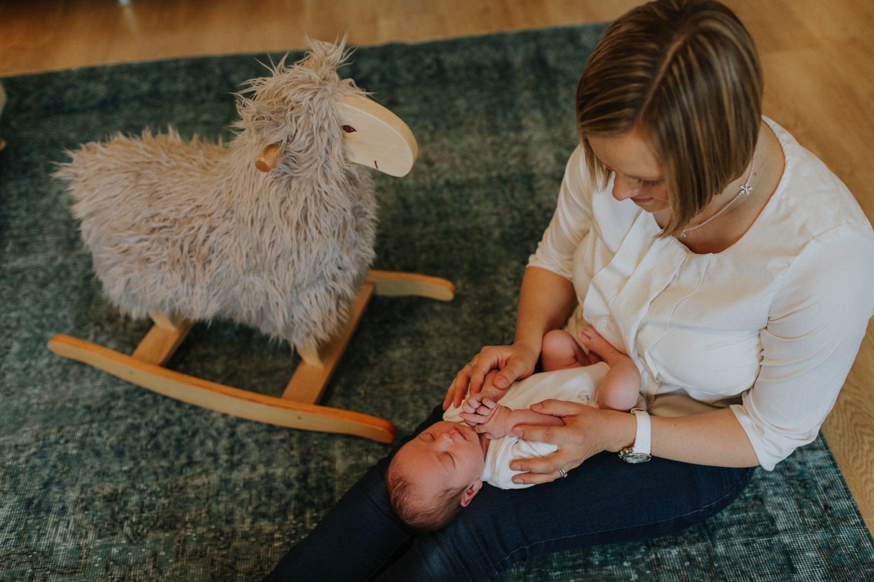 newbornkuvaus
