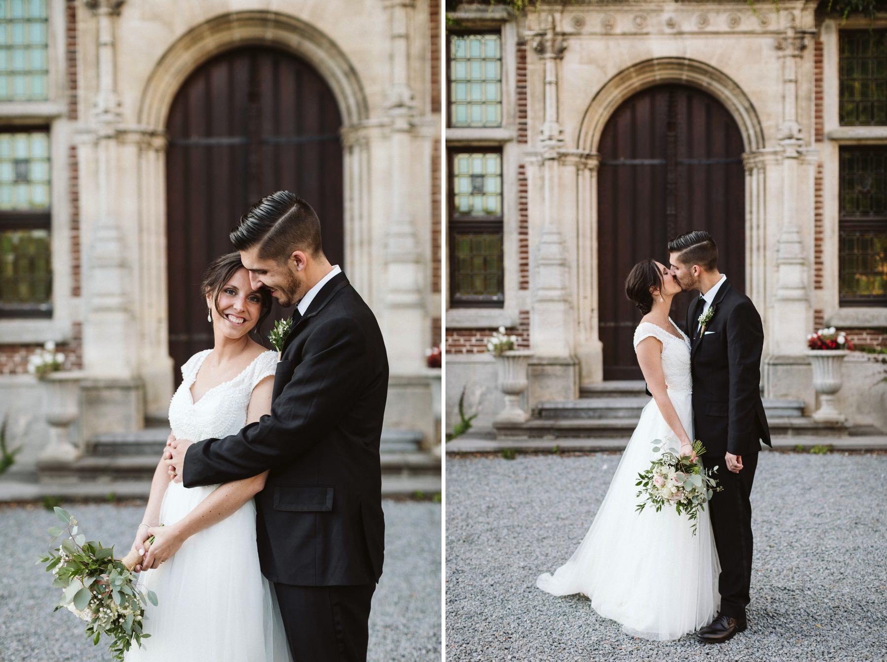 wedding Gaasbeek Castle