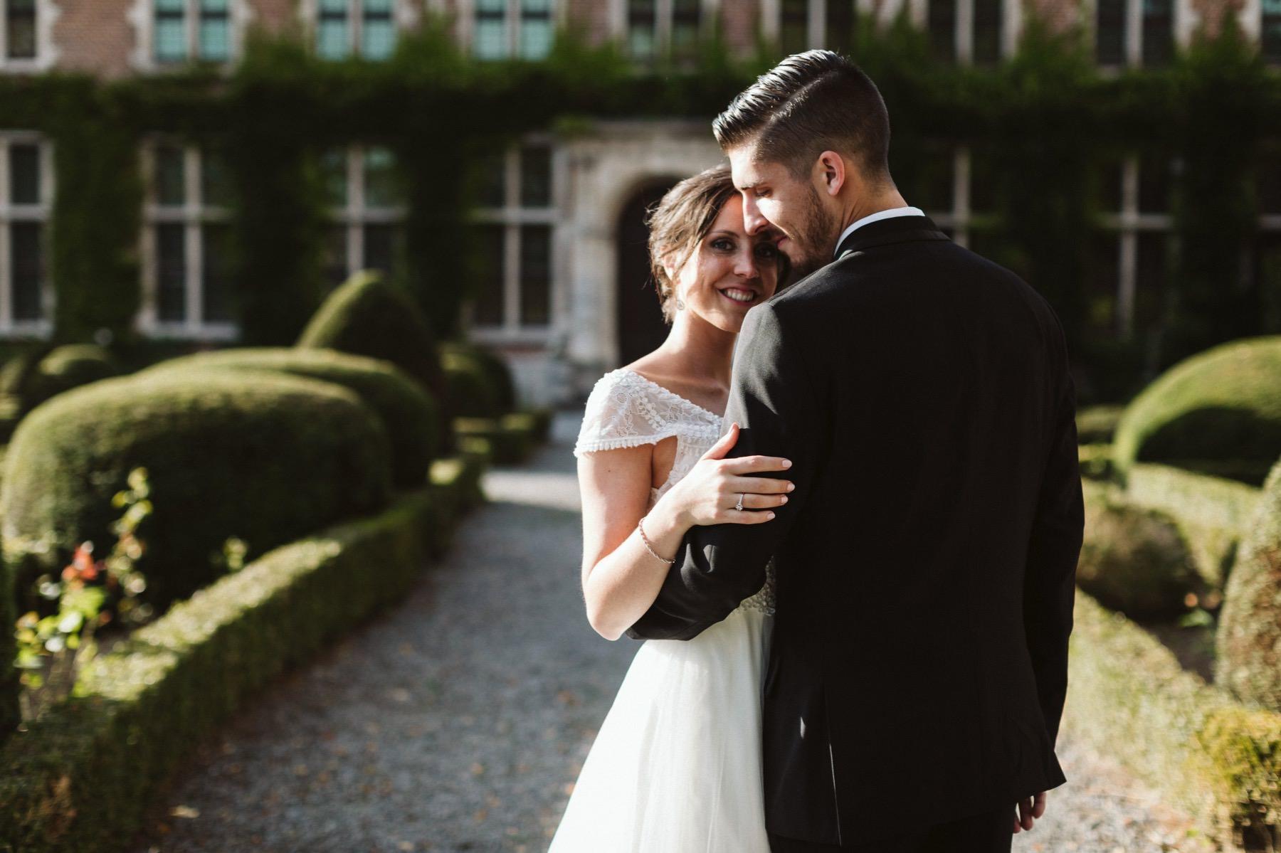 Gaasbeek Castle wedding