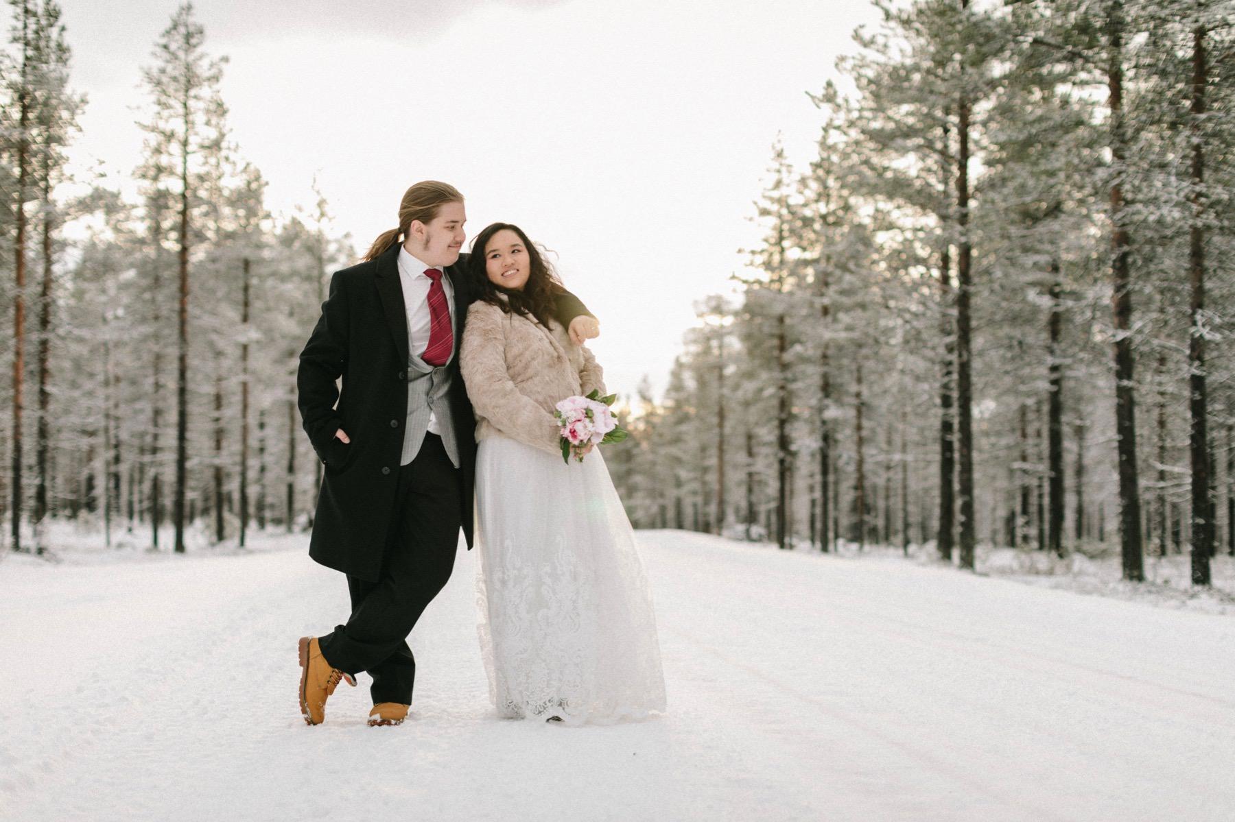 photosession Lapland