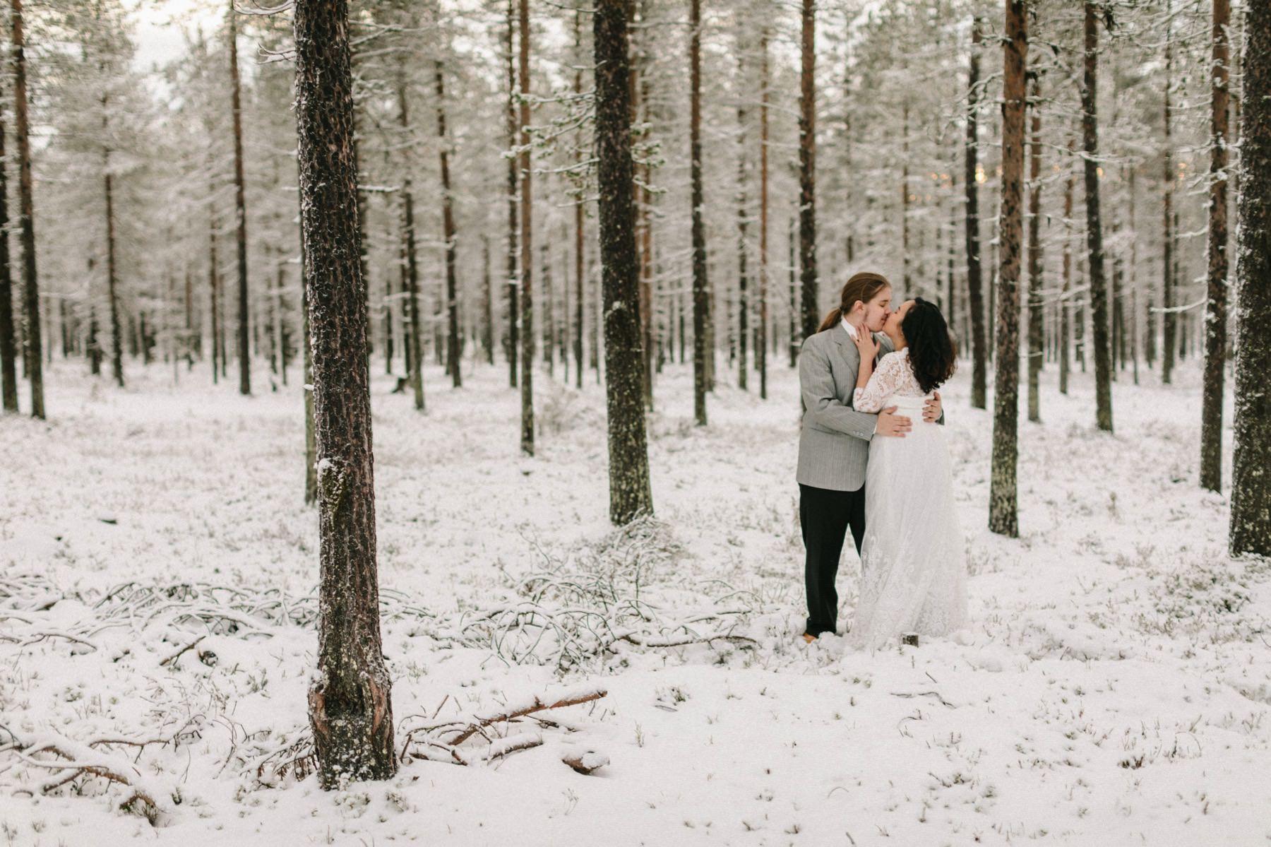 photographer in Lapland