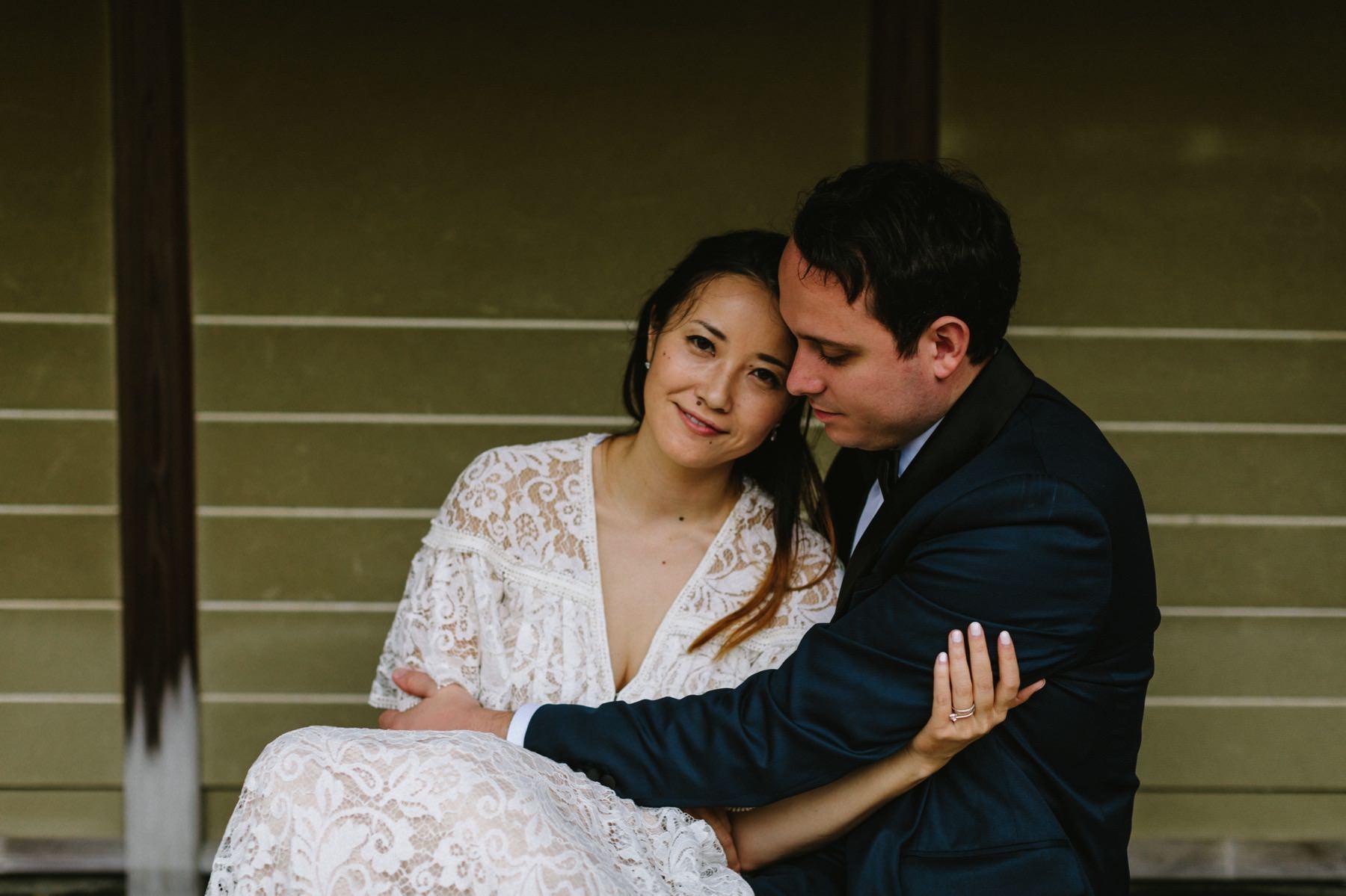 wedding in Kyoto Shozan Resort Garden