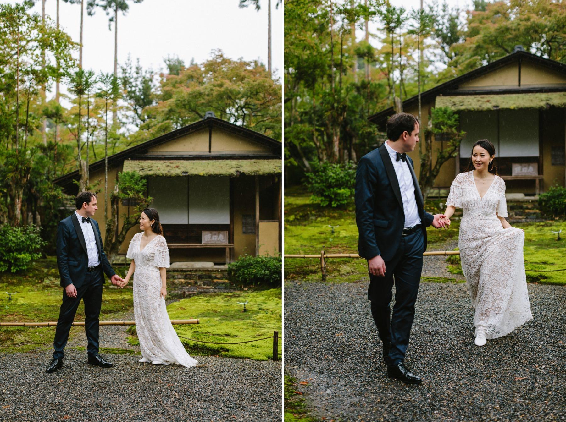 best wedding photographers Kyoto