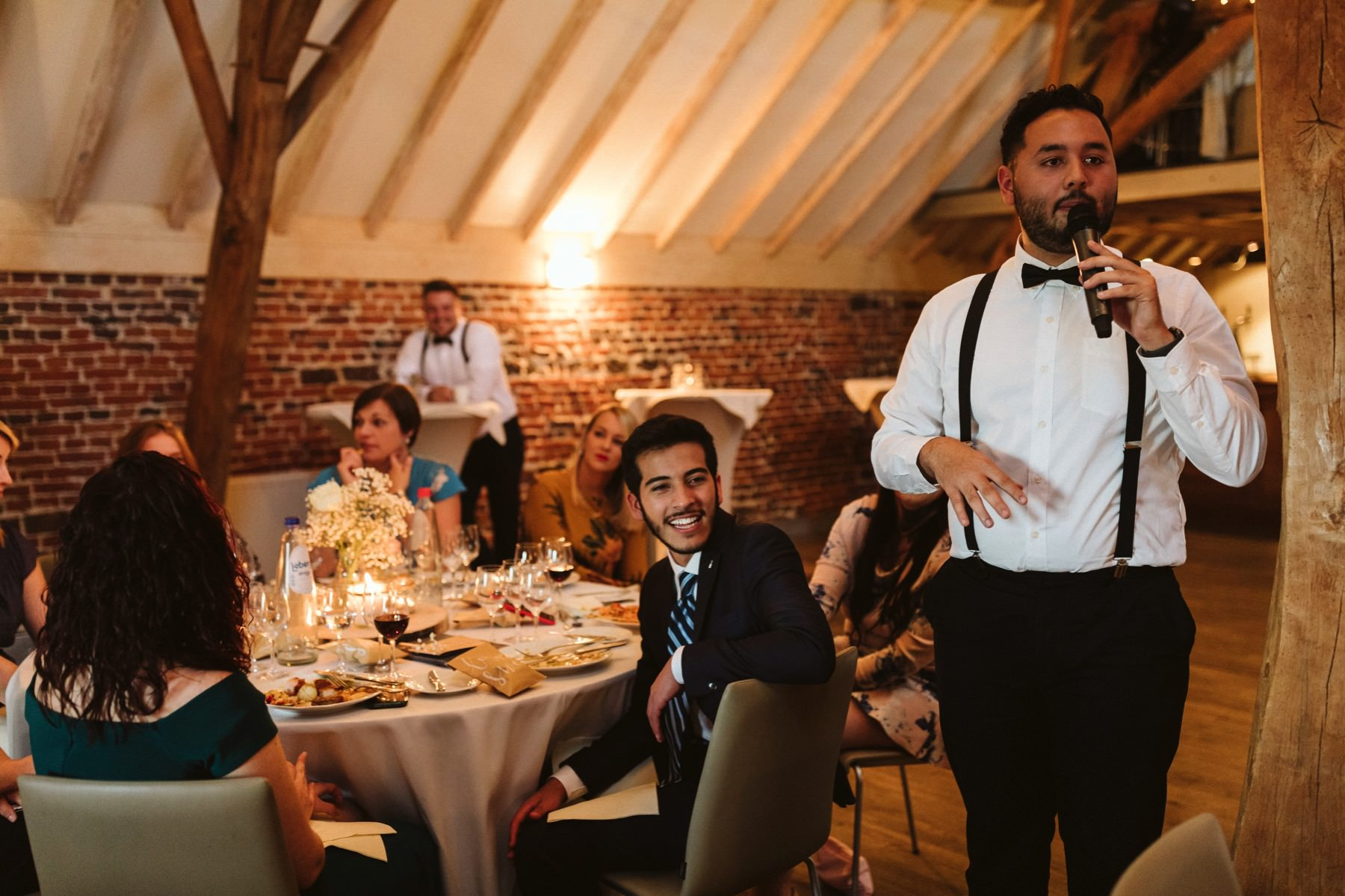 international wedding in Brussels
