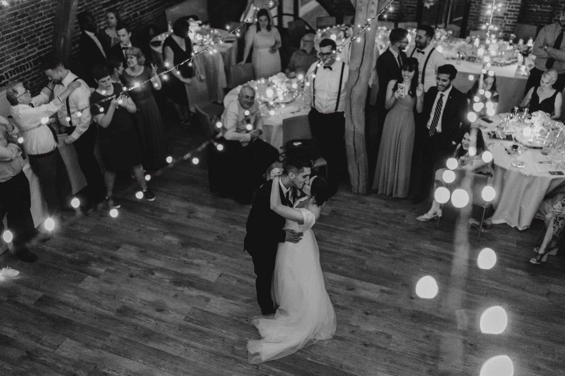 Belgian wedding dance