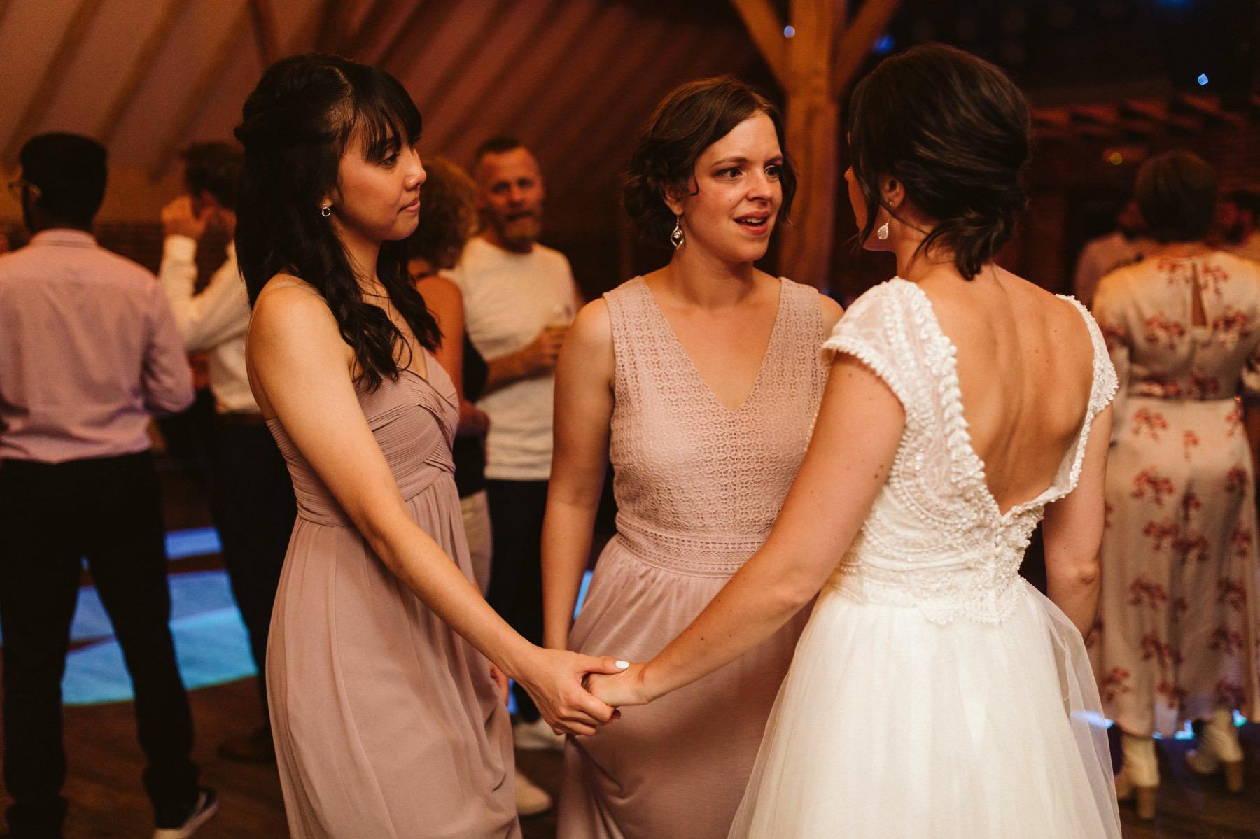 Belgium wedding party