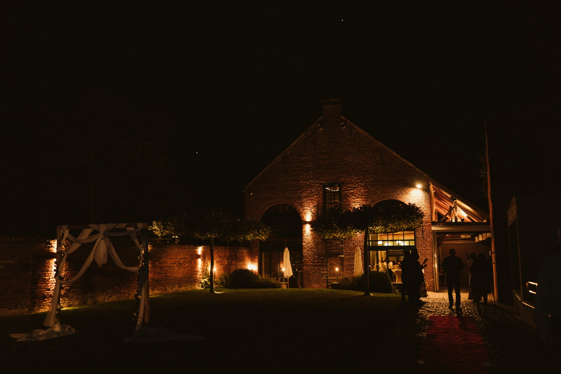 wedding venue close to Brussels