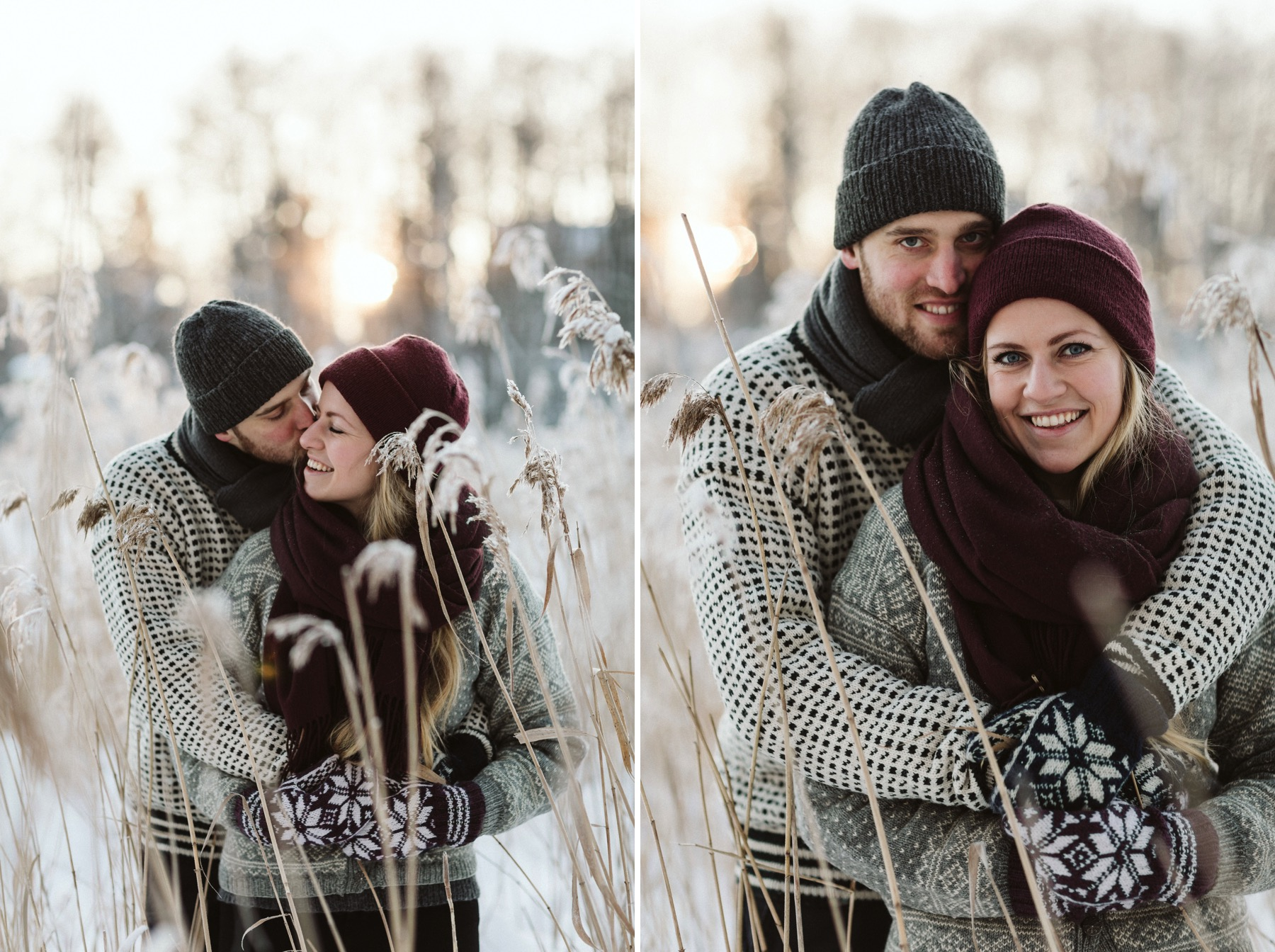 best Finland engagement photographer