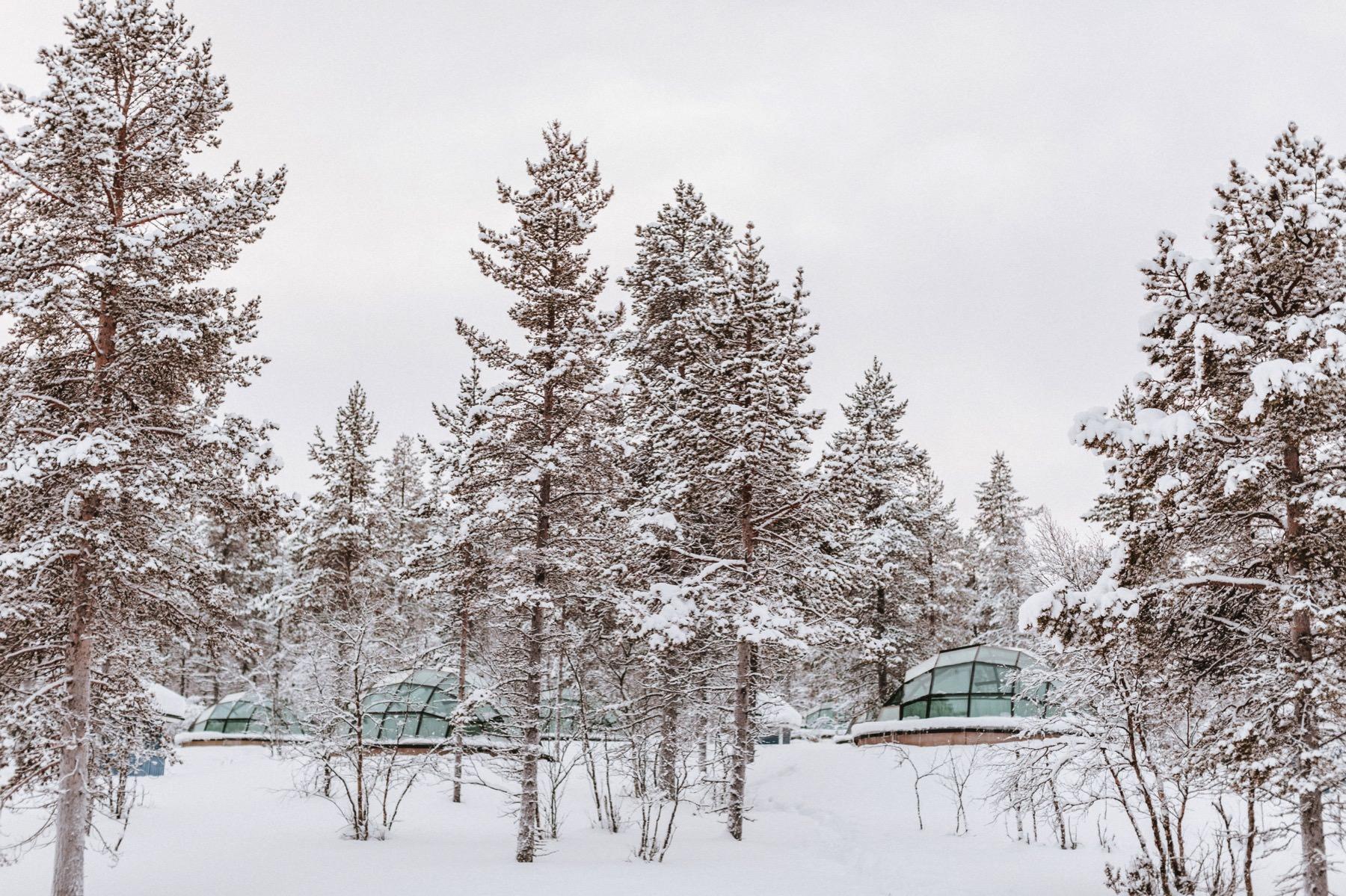 Igloo Hotel Lapland