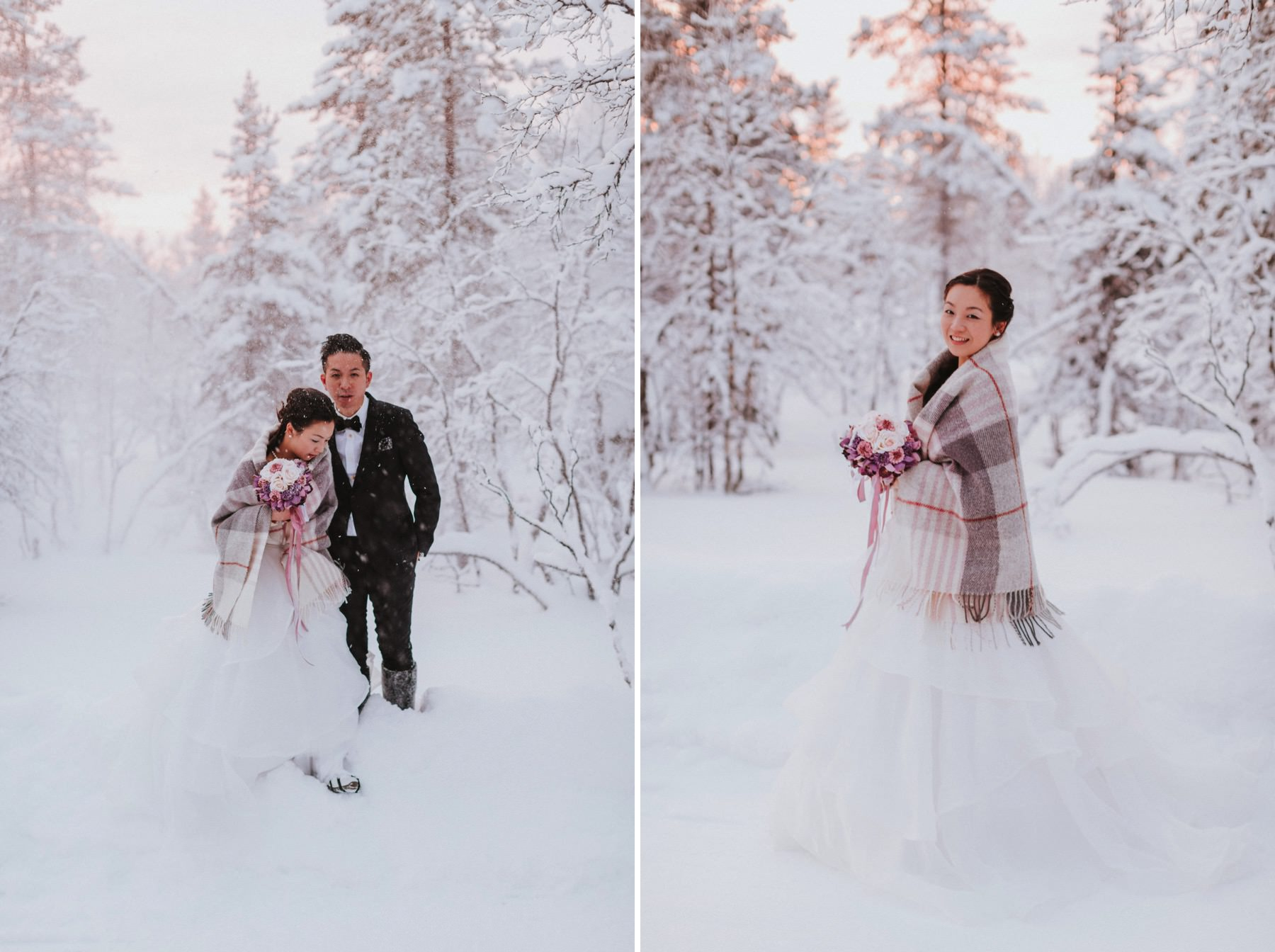 Lapland Pre Wedding Photographer