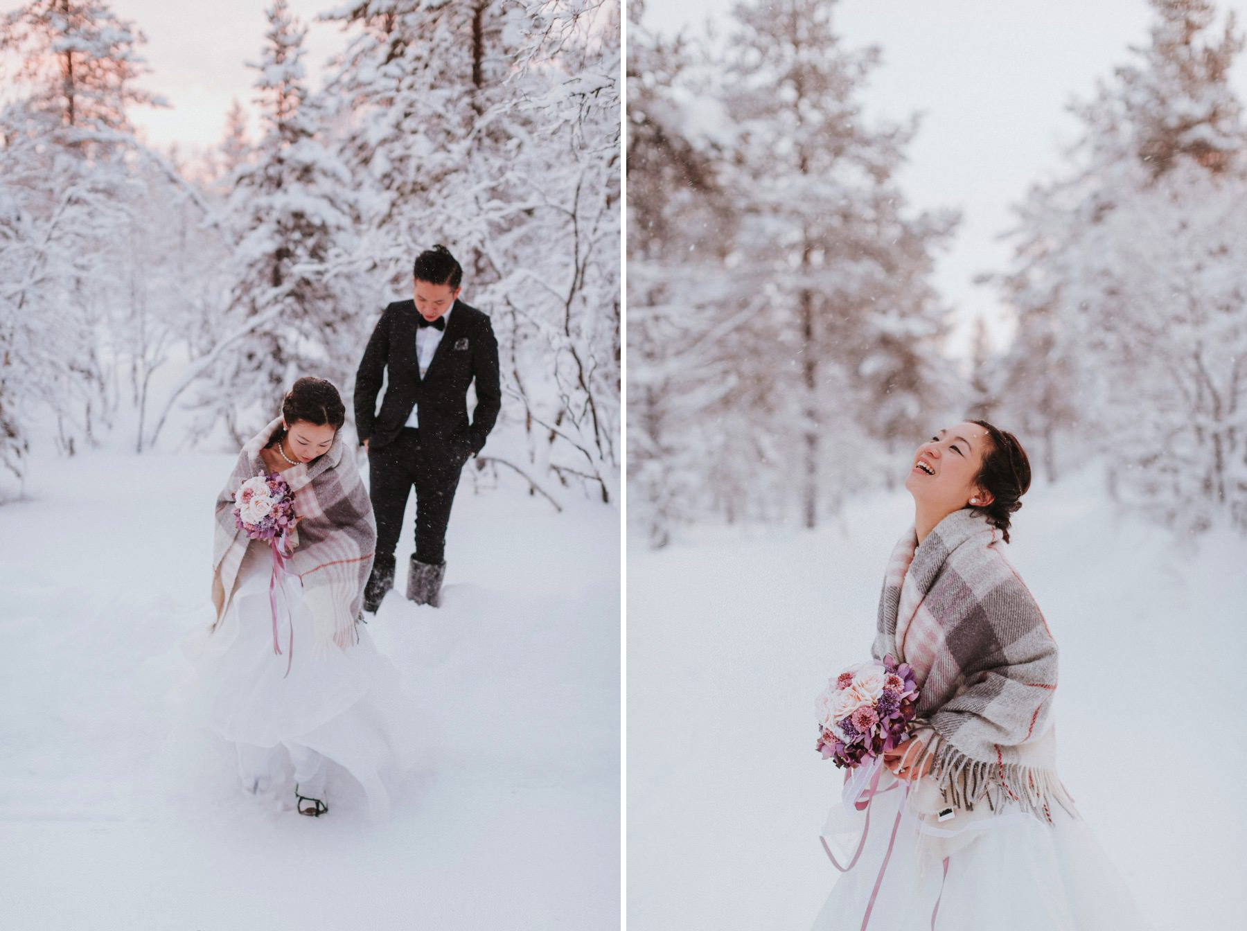 Wedding Photographer Ivalo