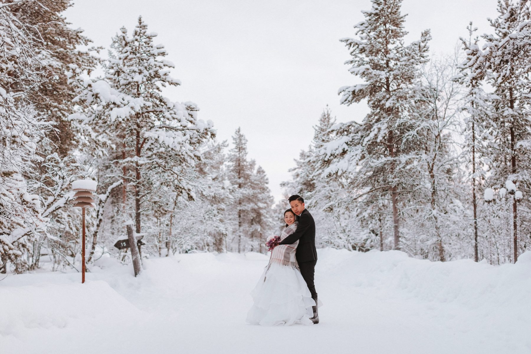 Ivalo Wedding Photographer
