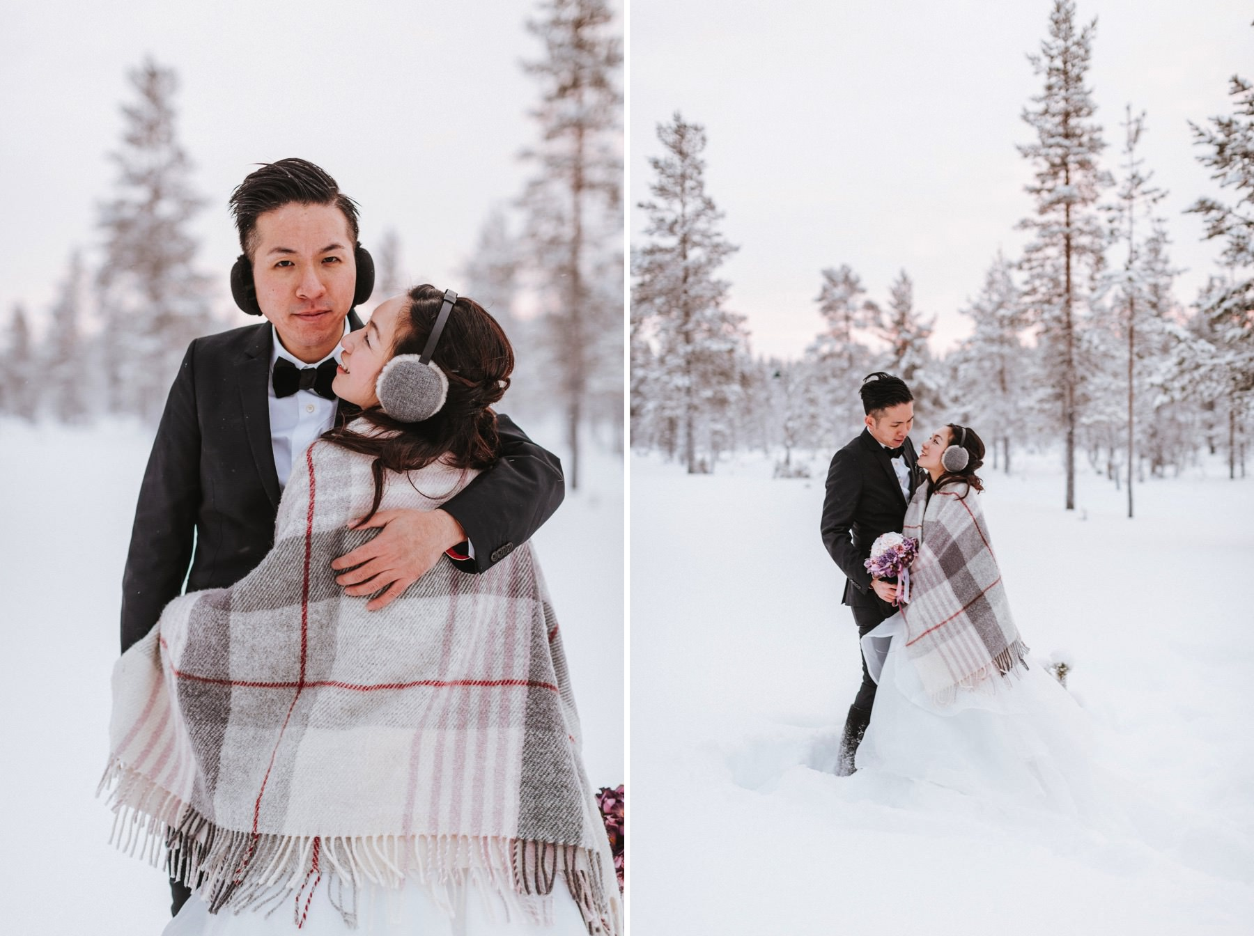 28 Lapland Wedding Photographer