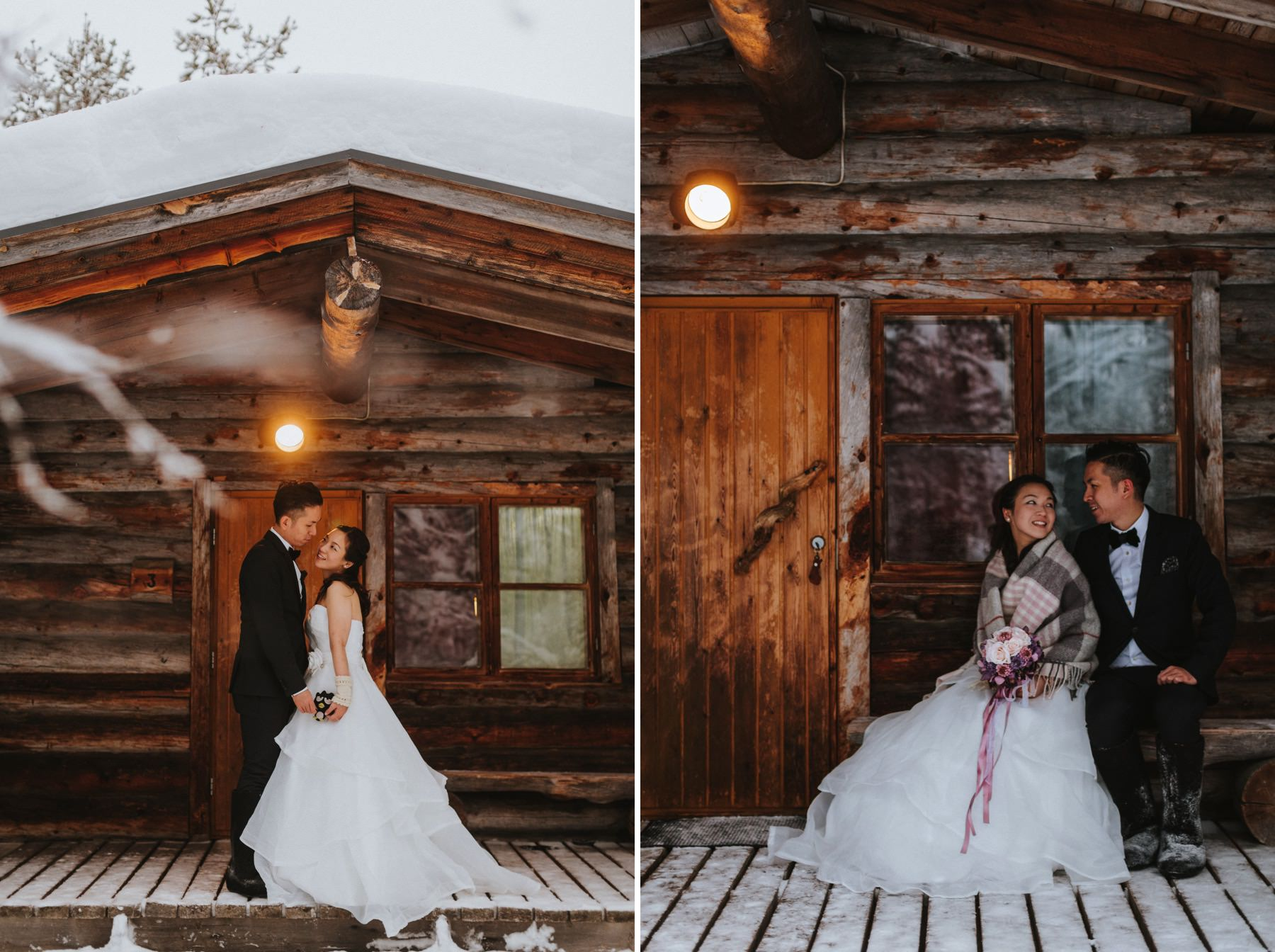 Kakslauttanen Cabin