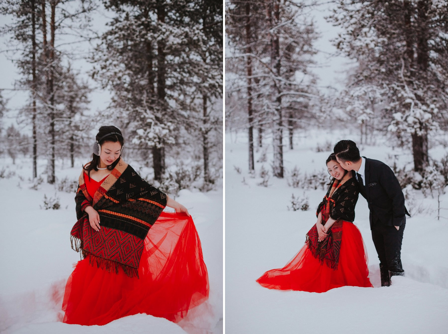 get married in Lapland
